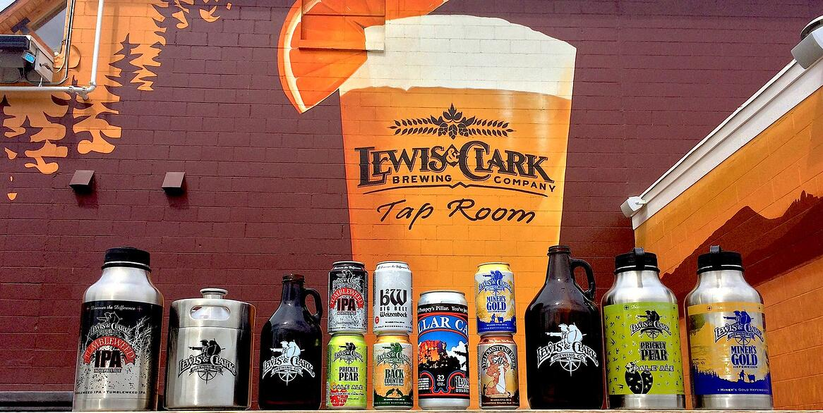 Lewis and Clark Brewery
